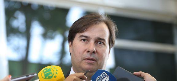 Maia confirma intervenção federal na segurança pública do Rio de Janeiro
