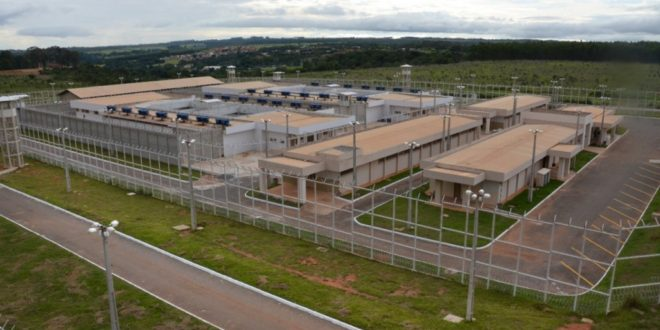 Governo de Goiás inaugura novo presídio de Anápolis