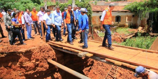 Vítimas de enchente em Ceres e Rialma vão receber Cheque Mais Moradia