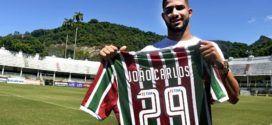 Fluminense anuncia reforço para a disputa do Brasileirão