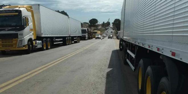 AGU já conseguiu 15 liminares para desbloquear rodovias federais