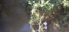 Polícia encontra corpo de homem às margens do córrego do Oco na divisa entre os municípios de Uruaçu e Campinaçu