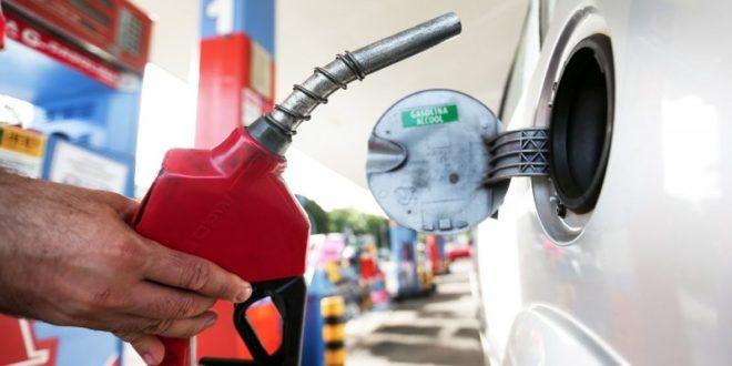 Petrobras reduz em 0,48% preço da gasolina nas refinarias