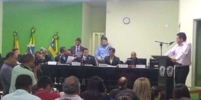 Prefeito de Campinorte tem mandato cassado pela Câmara Municipal