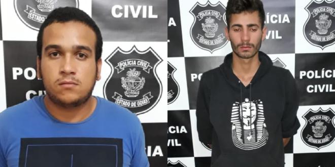 Polícia Civil e Militar apreende drogas e prende 2 pessoas por tráfico em Campinorte