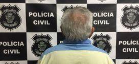 Preso em planaltina suspeito de estuprar quatro crianças em Padre Bernardo
