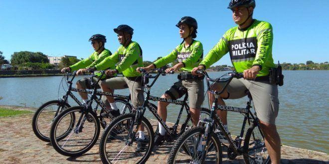 3º BPM/12° CRPM lança a modalidade de Policiamento Ciclístico em Porangatu