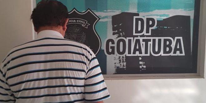 Suspeito de abusar sexualmente de criança de 11 anos em troca de alimentos é preso pela Polícia Civil em Goiatuba