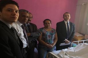 Acolhido parecer do MP em audiência de interdição na casa de mulher em estado vegetativo em Mara Rosa