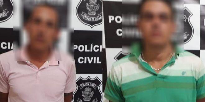 Polícia Civil cumpre mandado de prisão e apreende arma e munições em Campinorte