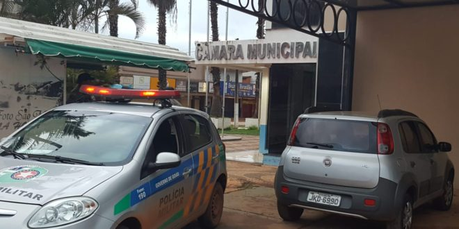 MP deflagra Operação Mãos à Obra contra fraude em reforma da Câmara de Planaltina de Goiás