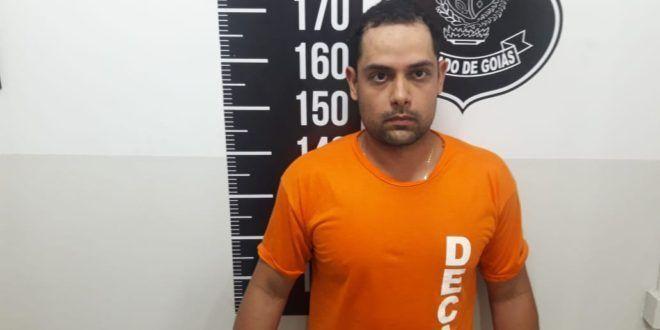 Polícia Civil de Goiânia prende homem pelos crimes de estelionato, uso de documento falso e lavagem de dinheiro